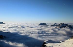 Champéry Switzerland mountain