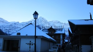 Hotel Suisse in Champéry Switzerland